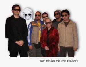 TEAM-MEMBERS-ROLL-OVER-BEETHOVEN II_2006